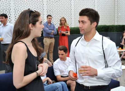 kyle cascio in Guest of a Guest and Cointreau's Exclusive Soiree with Mario Batali at La Sirena