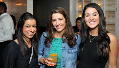 pam sahota in Guest of a Guest and Cointreau's Exclusive Soiree with Mario Batali at La Sirena