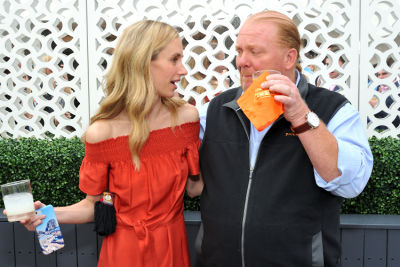 rachelle hruska in Guest of a Guest and Cointreau's Exclusive Soiree with Mario Batali at La Sirena