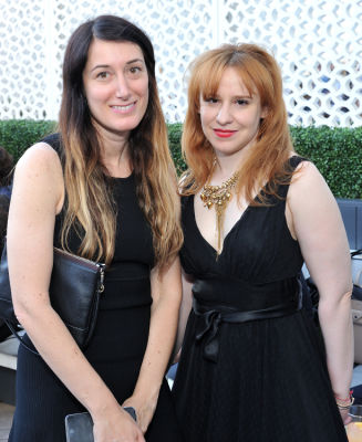 amber feld in Guest of a Guest and Cointreau's Exclusive Soiree with Mario Batali at La Sirena