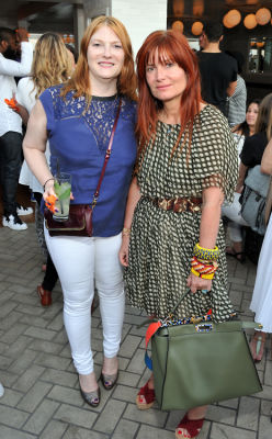 celine kaplan in Guest of a Guest and Cointreau's Exclusive Soiree with Mario Batali at La Sirena