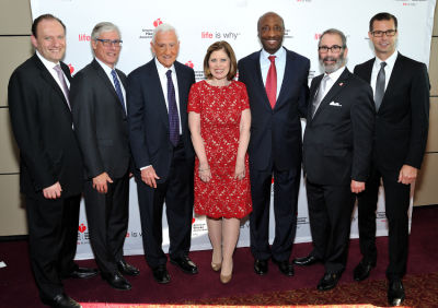 kenneth frazier in 25th Annual Heart & Stroke Ball
