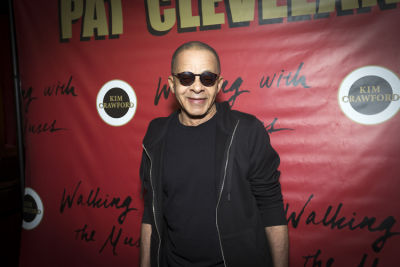 stephen burrows in Pat Cleveland Celebrates Her New Book