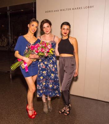 keira schwartz in Barak Ballet in Beverly Hills, Wallis Annenberg Center for the Performing Arts