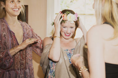 bettina prentice in  Guest of a Guest and Stone Fox Bride Toast Bride-to-Be Valerie Boster (Part 2)