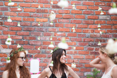 desiree wichmann in  Guest of a Guest and Stone Fox Bride Toast Bride-to-Be Valerie Boster (Part 2)