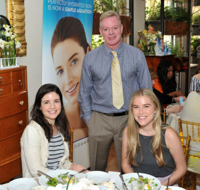 dr foitl in Aquation Brand Launch at Bouley Botanical