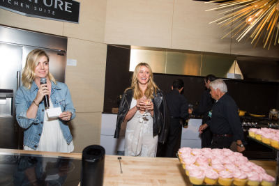 amber lewis in Signature Kitchen Suite Launching at Dwell on Design