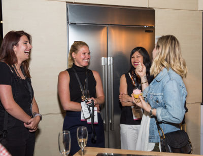 mckenzy golding in Signature Kitchen Suite Launching at Dwell on Design