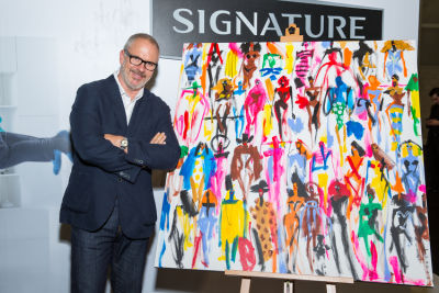 donald robertson in Signature Kitchen Suite Launches At Dwell On Design With Extraordinary Experiences