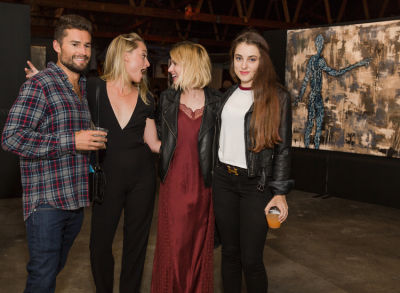 emma roberts in COMMUNION Group Show - Event