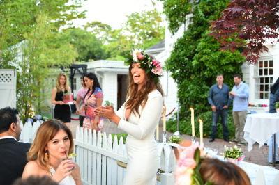 fancy alexandersson in Swedish Midsommar in the Hamptons