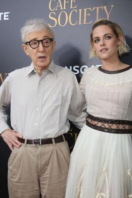 Woody Allen, Kristen Stewart
