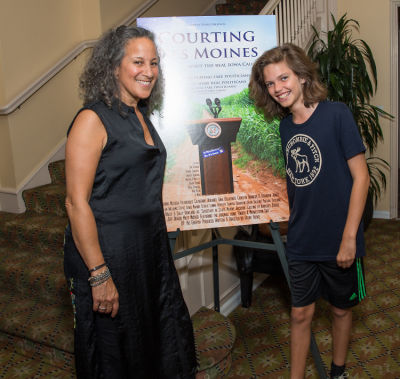 gina belafonte in Screening and Reception for Feature Film
