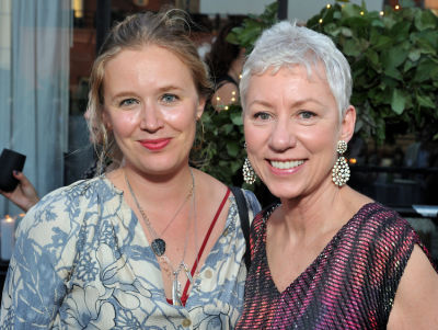 suzan bennet in Summer Sunset Dinner Benefitting Lonely Whale Foundation