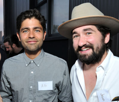 adrian grenier in Summer Sunset Dinner Benefitting Lonely Whale Foundation