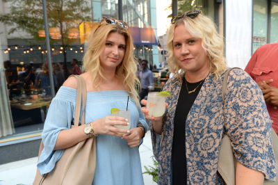 stacey subject in Molly Guy's Chicago Soiree in Bloom Curated With Cointreau and Guest of a Guest
