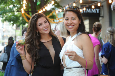 ximena larkin in Molly Guy's Chicago Soiree in Bloom Curated With Cointreau and Guest of a Guest