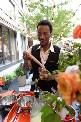 marshawn young in Molly Guy's Chicago Soiree in Bloom Curated With Cointreau and Guest of a Guest