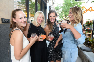 brianna stein in Molly Guy's Chicago Soiree in Bloom Curated With Cointreau and Guest of a Guest