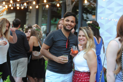 kate kaushal in Molly Guy's Chicago Soiree in Bloom Curated With Cointreau and Guest of a Guest