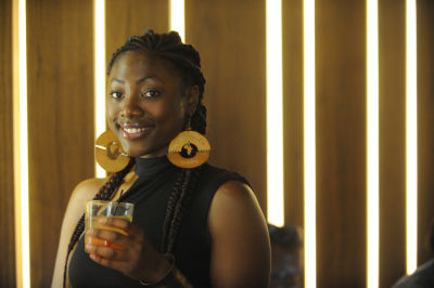 marquima watts in Molly Guy's Chicago Soiree in Bloom Curated With Cointreau and Guest of a Guest