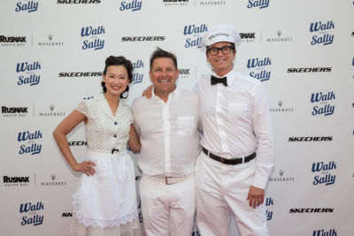 10th Annual White Light White Night Charity Fundraiser Benefiting Walk With Sally
