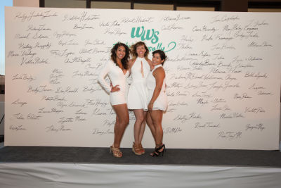 betsy carranza-mason in 10th Annual White Light White Night Charity Fundraiser Benefiting Walk With Sally