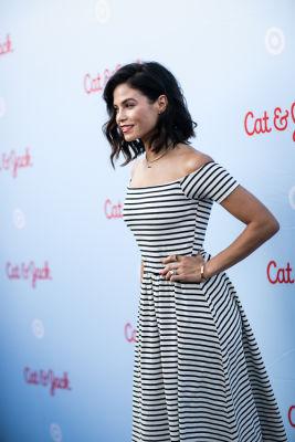 jenna dewan in Target's Cat & Jack Brand Launch