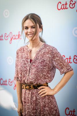 rachel bilson in Target's Cat & Jack Brand Launch