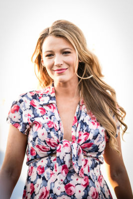 blake lively in Target's Cat & Jack Brand Launch