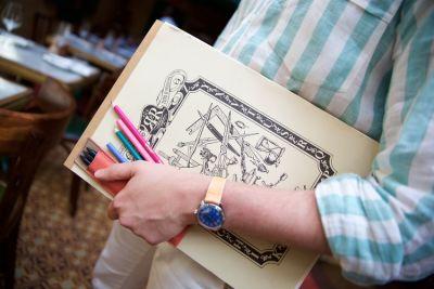 luke edward-hall in Luke Edward Hall, Fashion's Favorite Illustrator & Interior Design Genius