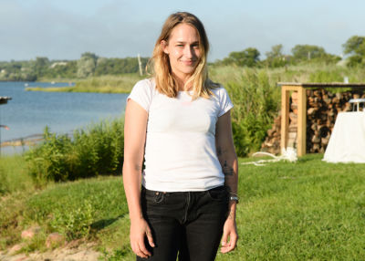 jemima kirke in Guest Of A Guest & Oliver Peoples Host A Paella Party In Montauk