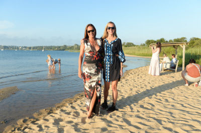 rachelle hruska in Guest Of A Guest & Oliver Peoples Host A Paella Party In Montauk