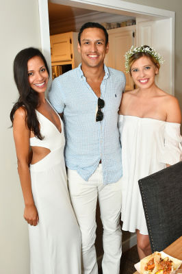 mark totten in #‎BLOOMINGENBLANC‬ Summer Soireé