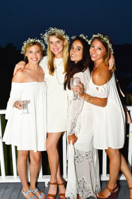 joanna cella in #‎BLOOMINGENBLANC‬ Summer Soireé