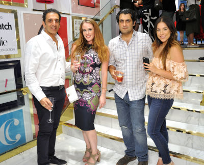 rawin mehara in Stylewatch X Charming Charlie Collection Launch