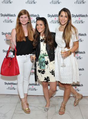 mollie sheperson in Stylewatch X Charming Charlie Collection Launch