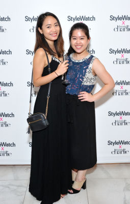olivia tan in Stylewatch X Charming Charlie Collection Launch
