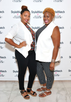 christina capers in Stylewatch X Charming Charlie Collection Launch