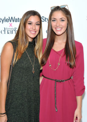 tori haughey in Stylewatch X Charming Charlie Collection Launch