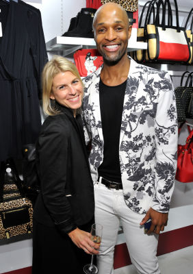 eric green in Stylewatch X Charming Charlie Collection Launch