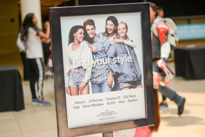 Back to School Fashion Show at The Shops at Montebello