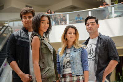 jason arevalo in Inside The Back To School Fashion Show At The Shops at Montebello