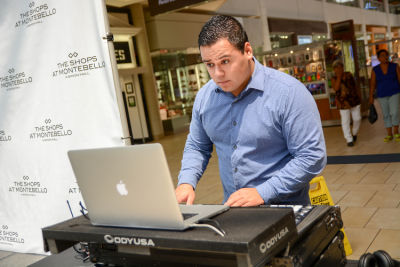 dj braulio-zarate in Back to School Fashion Show at The Shops at Montebello