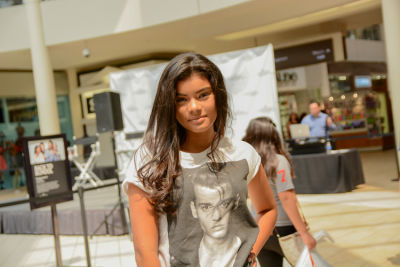 natalia prescott in Back to School Fashion Show at The Shops at Montebello