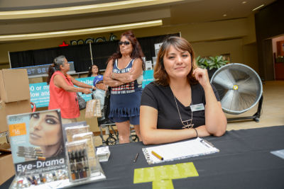 terrina castro in Back to School Fashion Show at The Shops at Montebello