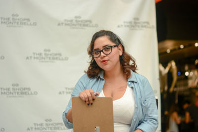 jacqui caballero in Back to School Fashion Show at The Shops at Montebello