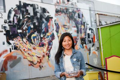 naleine tan in Hansen's House Presents: Art of Originality