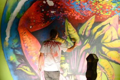 djn3ff in Hansen's House Presents: Art of Originality